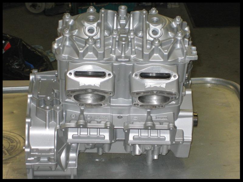 Seadoo Engine Shop: Providing you with remanufactured SEADOO